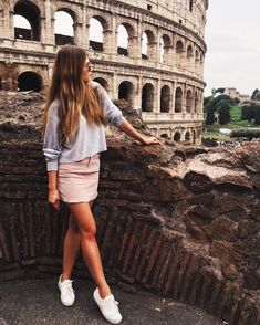Rome Source by wanderingjules Italy Travel Tips, Rome Travel, Vacation Pictures, Travel Pictures, Rome Photography, Travel Ootd, Europe Outfits, Poses For Photos, Photoshoot Inspiration