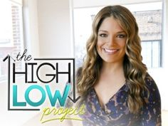"""This lady can work MIRACLES!!! Sabrina Soto of HGTV's """"The High To Low Project"""" can turn your boring room to your dream room at a DIY price! Seriously she is great! www.hgtv.com/the-high-low-project/show/"""