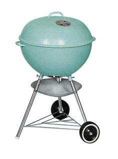 1963 One-Touch® Weber Grills, Weber Kettle, Barbecues, Charcoal Grill, Grilling, Touch, History, Awesome, Board