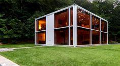 Restored 1969 Modern Glass House - modern - exterior - new york - by Fivecat Studio | Architecture