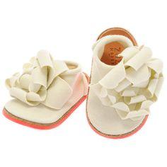 Poppy Petal Shoe