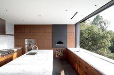 En la cocina hay un horno de leña para pizzas   Galería de fotos 8 de 17   AD MX