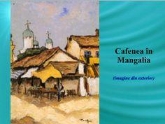 Cafe a Mangalia