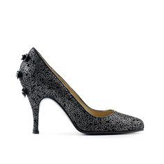 DECOLLETE' #NERO 908_90/3, Wedding & Gala ----- #BLACK COURT 908_90/3, Wedding & Gala ----- #Paoul #weddingshoes #galashoes #shoes #womenshoes