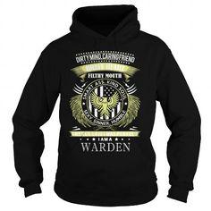 Awesome Tee WARDEN WARDENBIRTHDAY WARDENYEAR WARDENHOODIE WARDENNAME WARDENHOODIES  TSHIRT FOR YOU T shirts