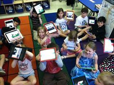 iPads at Burley: questioning