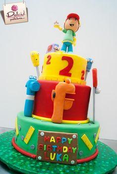- Handy Manny Cake