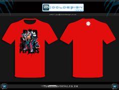 tshirt design mock up Print Design, Cool Stuff, Prints, Mens Tops, T Shirt, Fashion, Cool Things, Supreme T Shirt, Moda