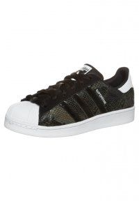adidas Originals - SUPERSTAR - Sneakers - core black/white