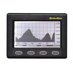 Clipper MeteoMan Barometer - Boat Parts for Less Can Jam, Wind Speed And Direction, The Clipper, Boat Battery, Marine Chronometer, Weather Instruments, Jl Audio, Little Cabin