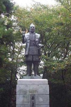 Tokugawa Ieyasu, one of Japan's three most influential feudal warlords.