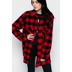 Buffalo Plaid Shirt 80s WOOL Flannel Red Black Lumberjack Jacket... ($29) ❤ liked on Polyvore featuring men's fashion, men's clothing, men's shirts, men's casual shirts, mens checked shirts, men's short sleeve button up shirts, mens vintage shirts and mens long sleeve casual shirts