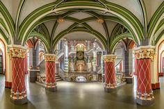 Landgericht in Halle (Saale) ByZander Joachim #Halle #Germany