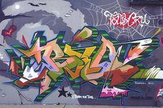 Bio of Tats Cru up in the Bronx #Bio #TatsCru #graffiti #BronxGraffiti