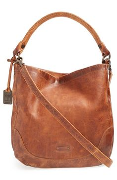 Free shipping and returns on Frye 'Melissa' Washed Leather Hobo at Nordstrom.com. Styled after Frye's signature 'Melissa' boot, this classic hobo bag is crafted in gorgeous washed leather and punctuated with burnished metal buttons.