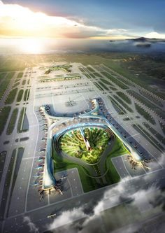 Incheon International Airport to open Second Terminal by 2018