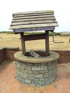 Le puits.. il y a une symbole d'espoir