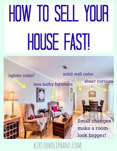 When it comes to stress, selling your house ranks up there with divorce. Here are some tips to make the process easier.