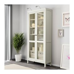 HEMNES Glass-door ca