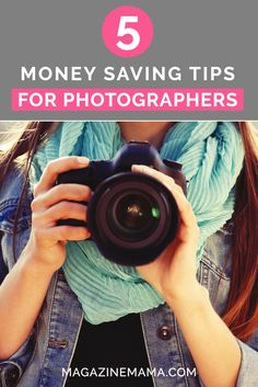 Are you a photographer looking for ways to save money in your business? Check out my top 5 money saving tips for photographers: Click to read: http://www.magazinemama.com/blogs/editors-blog/113450244-top-5-money-saving-tips-for-new-photographers