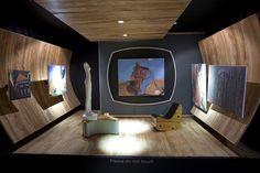 Surrealist Gallery was Frederick Kiesler design masterpiece photo - Google Search