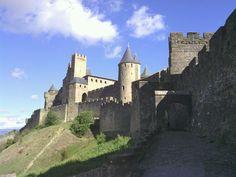 La Cité de Carcassonne, un lugar maravilloso lleno de torres y castillos medievales. Hay que visitarlo