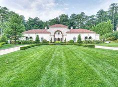 Mediterranean villa in Atlanta, Georgia - pic 1 of 3