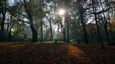 Park Słowackiego - Bielsko-Biała (beautiful city <3)