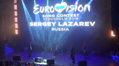 eurovision moscow party