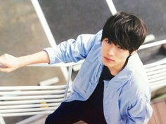Image about boy in Fukushi Sota by Spont.k on We Heart It Japanese Boy, Japanese Models, J Star, Idole, Ideal Man, Song Artists, Japan Photo, Music Albums, Love Songs