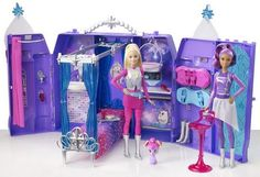 Barbie Doll House Bedroom Galaxy Castle Playset Girls Toys Gift Colour May Vary Barbie Dream, Barbie Girl Doll, Barbie Sisters, Mattel Barbie, Baby Girl Toys, Toys For Girls, Barbie Star, Barbie Doll Accessories, Barbie Movies