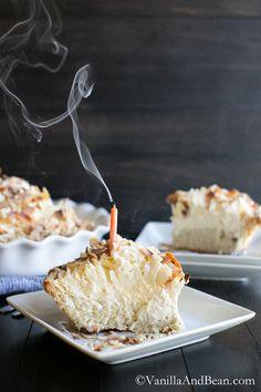 Triple Coconut Creme Pie | Vanilla And Bean