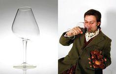 Seven Deadly Wine Glasses by Kacper Hamilton