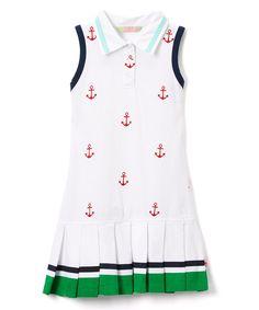 White Dress - Infant, Toddler & Girls