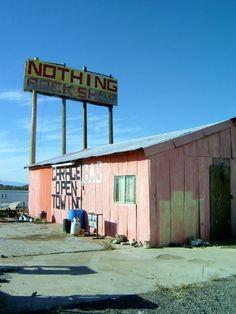 Urban Exploration Resource: Nothing