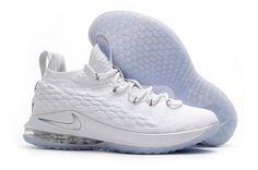 How To Buy Nike LeBron 15 Low \u0027White Metallic Silver\u0027 - Mysecretshoes