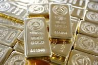 Gold fell for the second day after the ECB decision