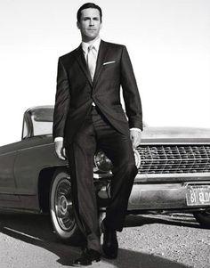John Hamm?s old hollywood glamour | NETROBE