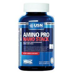 USN Amino Pro Nano-Stack | USN (Ultimate Sports Nutrition) - Official Trade Sports Nutrition Distributor | Tropicana Wholesale