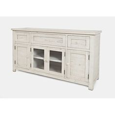Store your extra dinnerware, flatware, and table linens in a buffet table or sideboard. Shop our great selection of stylish buffet tables and sideboards. Decor, Furniture, Sideboard, Room Focal Point, Drawers, Home, Beachcrest Home, Adjustable Shelving, Buffet Table