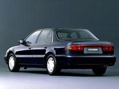 Hyundai Sonata (1993 – 1996).