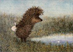 hedgehog in the fog - Google Search