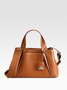 Akris ostrich  #handbag #satchel