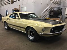 Ford Mustang mach one - 1969