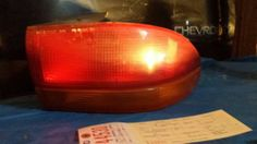 "1992-1995 Pontiac Bonneville Right Tail Light.  Came off 1995 Bonneville SE, qtr mounted.  OEM.  Used.  Good condition.  Asking $40.00  Quality Auto Salvage 14955 Westwoods Rd. Wright City, MO 63390 (877)661-4909 qualityautosalvage.com ""LIKE"" us on Facebook! Follow us on Twitter ""at"" Salvage_Quality"