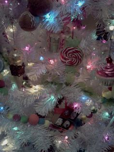 My Candyland Christmas tree
