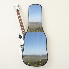 Flower Art Nature Landscapes Sky Destiny Destiny'S Guitar Case - wedding cyo special idea weddings