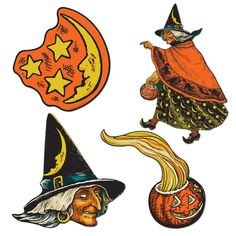 Halloween Cutouts (48ct)