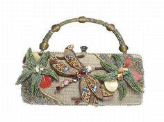 """Mary Frances Handbag - """"Dragonfly"""""""