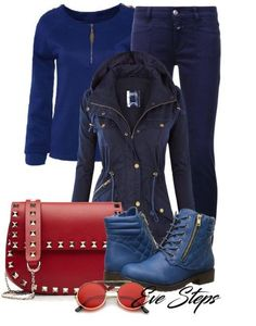 winter outfits that will keep you warm and stylish, these sets contains many colors that will satisfy all needs and also you can remix items to create your own winter outfits.